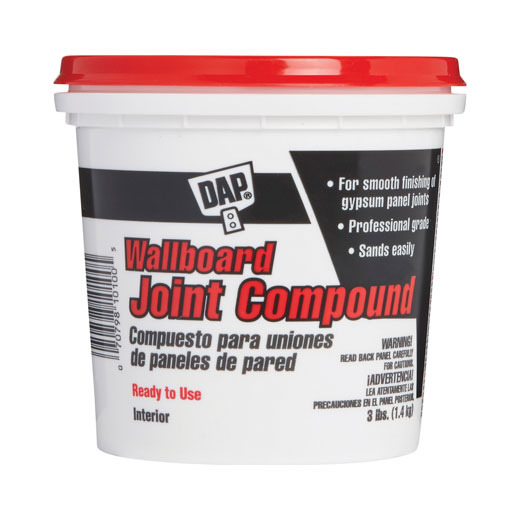Drywall Joint Compounds & Tape
