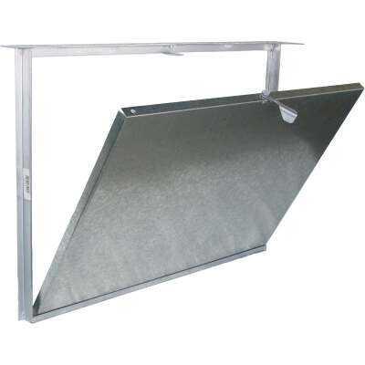Lux-Right 32 In. W. x 24 In. H. x 3 In. D. Galvanized Steel Access Door