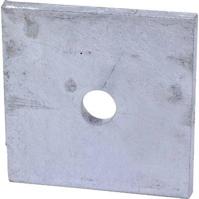 Simpson Strong-Tie 1/2 in. x 3 in. Steel Uncoated Bearing Plate