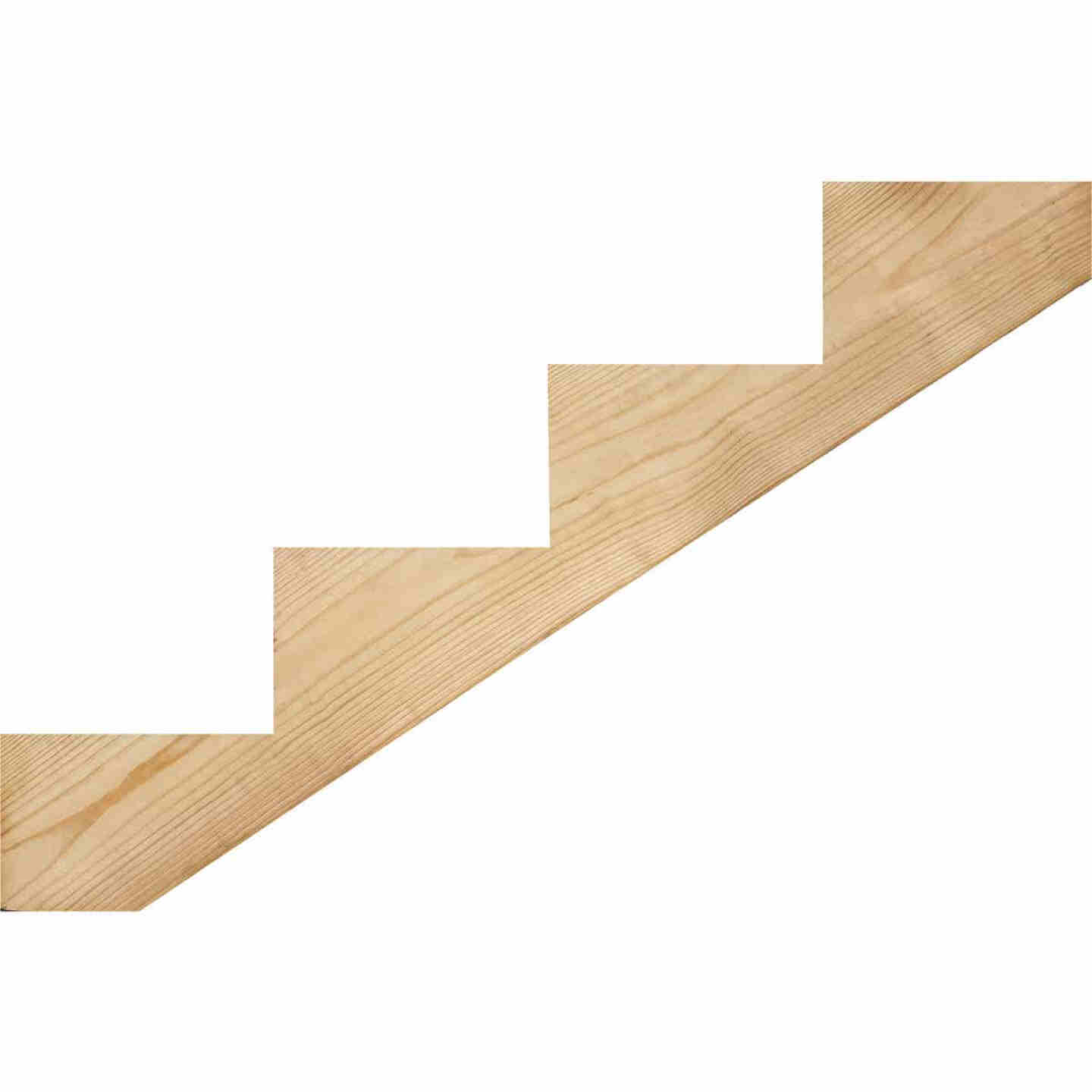 Kitzmans 2 In. x 10 In. 4-Step Treated Precut Stair Stringer Image 1