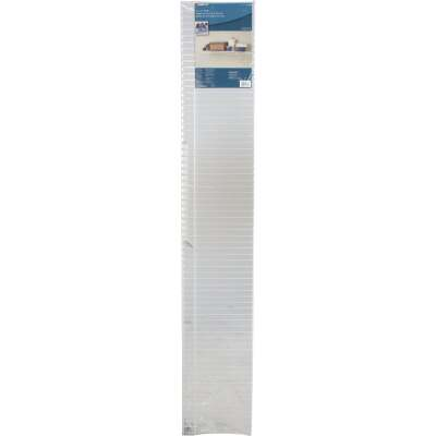 ClosetMaid 6 Ft. W. x 12 In. D Ventilated Shelf Kit, White