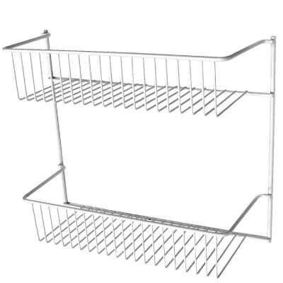 ClosetMaid 2-Tier Storage Rack
