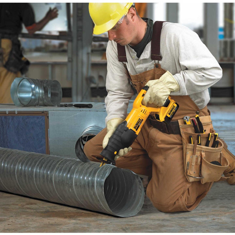 DeWalt 20 Volt MAX Lithium-Ion Cordless Reciprocating Saw (Bare Tool) Image 4
