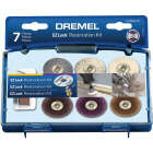 Dremel EZ Lock Sanding and Polishing Rotary Tool Accessory Kit (7-Piece) Image 2