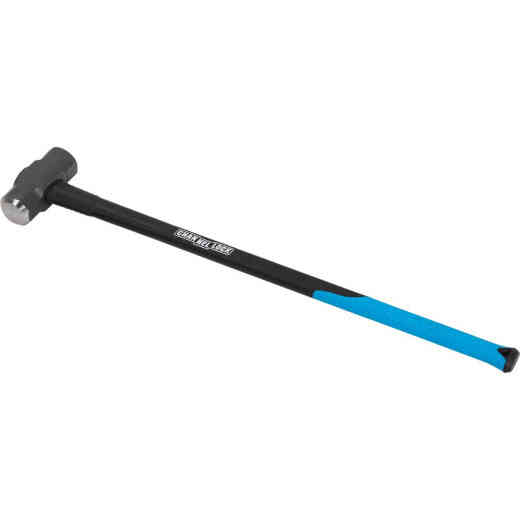 Channellock 10 Lb. Double-Faced Sledge Hammer with 32 In. Fiberglass Handle