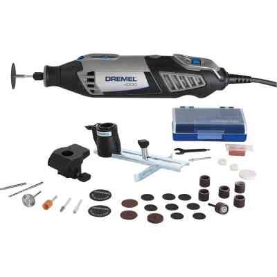 Dremel High Performance 120-Volt 1.6-Amp Variable Speed Electric Rotary Tool Kit