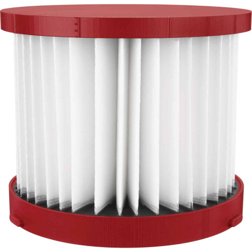 Milwaukee Cartridge HEPA Wet/Dry Vacuum Filter