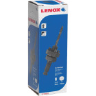 Lenox 1/2 In. Hex Shank Arbor Hole Saw Mandrel Fits 1-1/4 In. to 6 In. Hole Saws Image 2