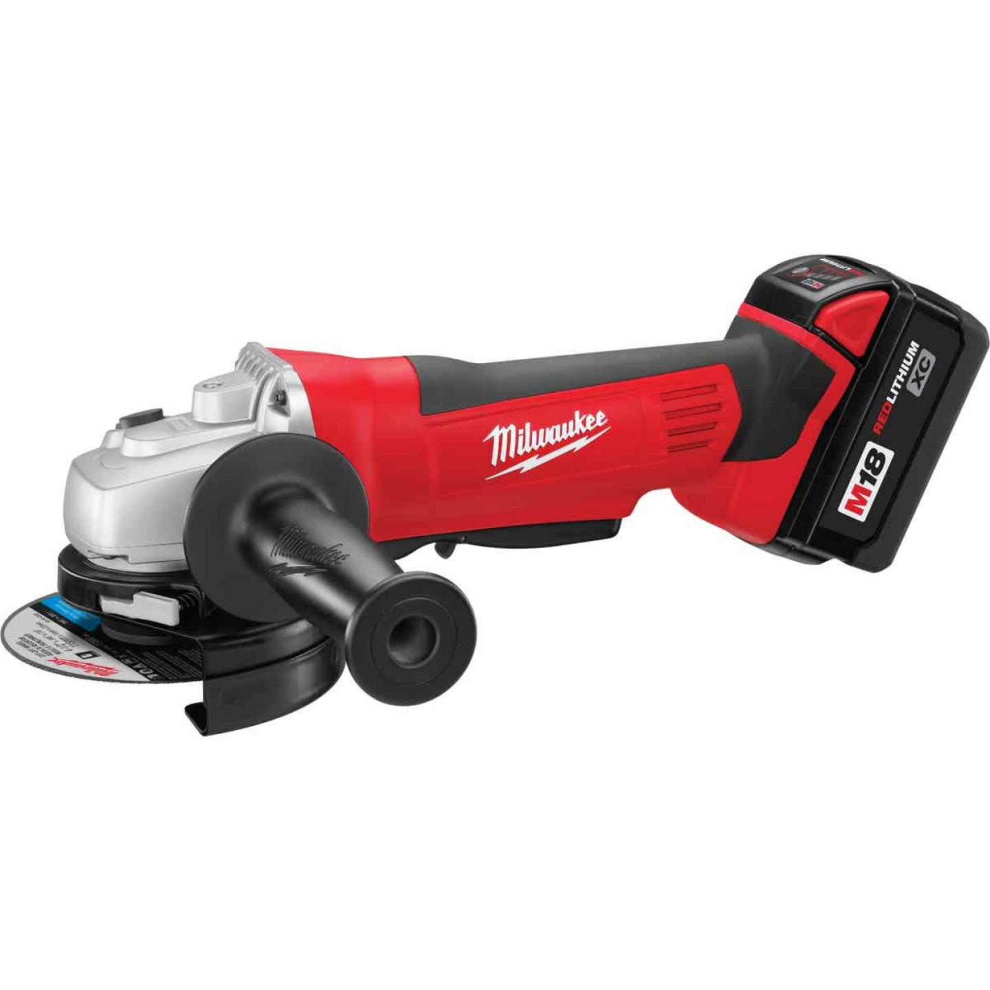 Milwaukee M18 18 Volt Lithium-Ion 4-1/2 In. Cordless Cut-Off Tool Kit Image 1