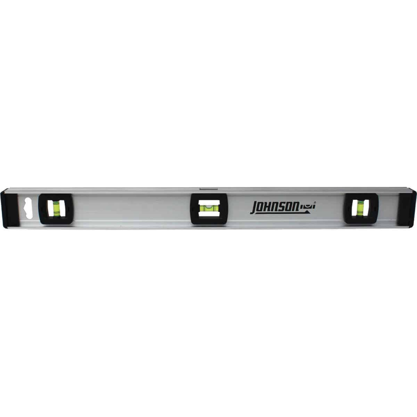 Johnson Level 24 In. Aluminum I-Beam Level Image 1