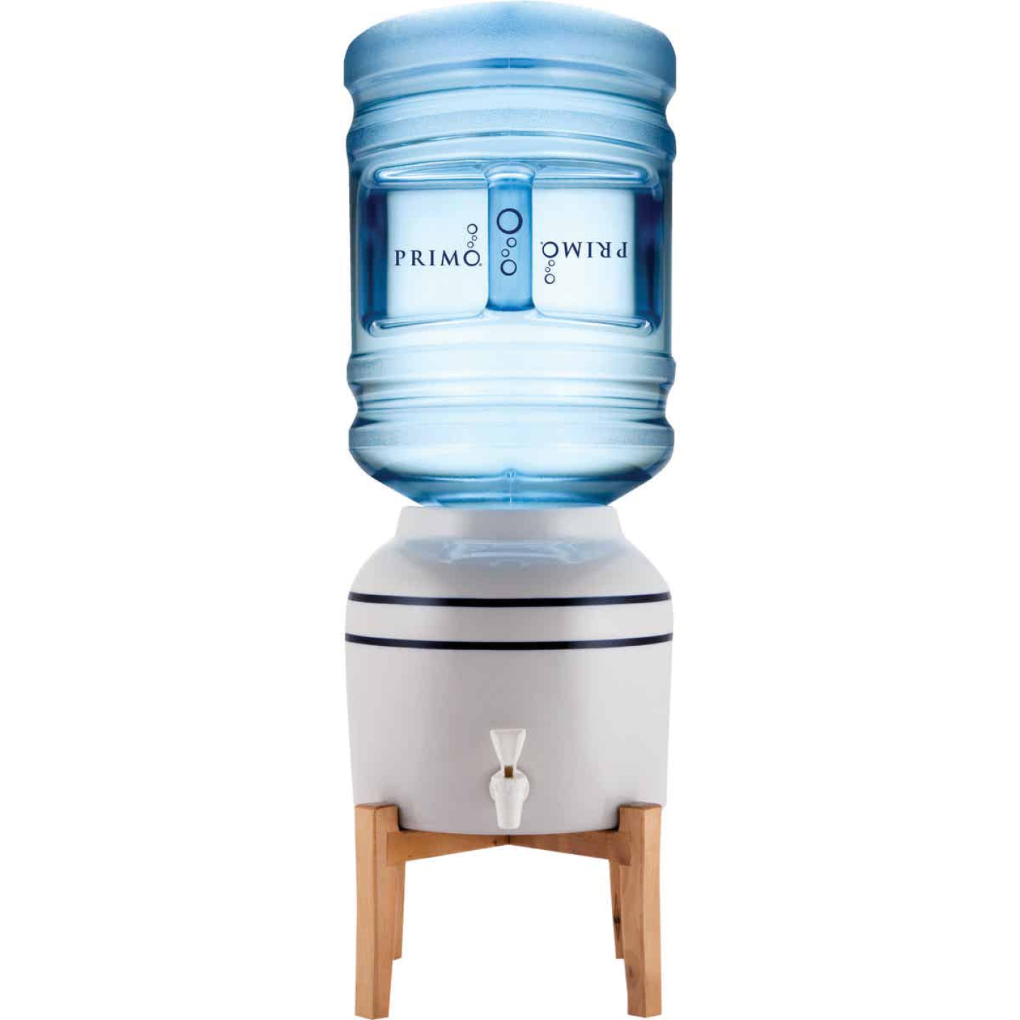 Primo Ceramic Bottled Water Cooler Dispenser Image 1