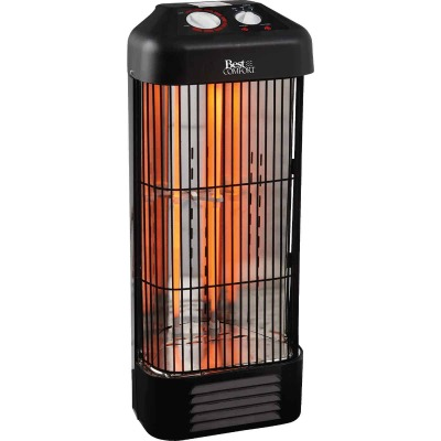 Best Comfort 1500-Watt 120-Volt Vertical Quartz Heater