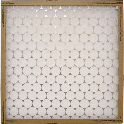Flanders PrecisionAire 20 In. x 22 In. x 1 In. EZ Flow Heavy-Duty MERV 4 Furnace Filter