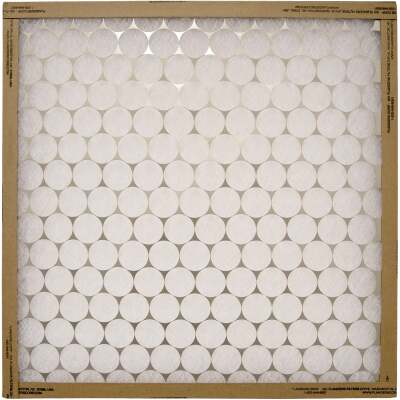 Flanders PrecisionAire 12 In. x 20 In. x 1 In. EZ Flow Heavy-Duty MERV 4 Furnace Filter