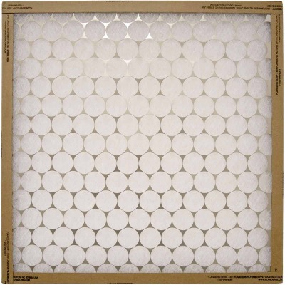 Flanders PrecisionAire 14 In. x 25 In. x 1 In. EZ Flow Heavy-Duty MERV 4 Furnace Filter