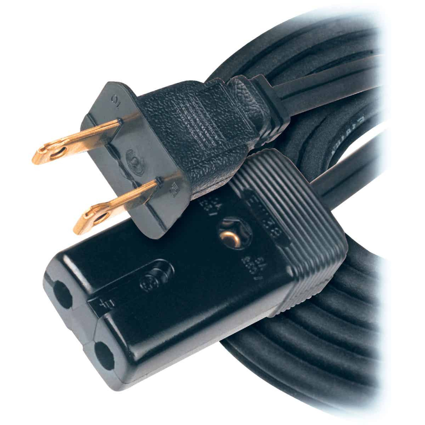 Woods 6 Ft. 18/2 10A Mini Plug Appliance Cord Image 1