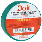 Do it General Purpose 3/4 In. x 60 Ft. GreenElectrical Tape Image 3