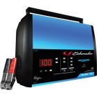 Schumacher Fully Automatic 6V and 12V 15A Auto Battery Charger Image 1