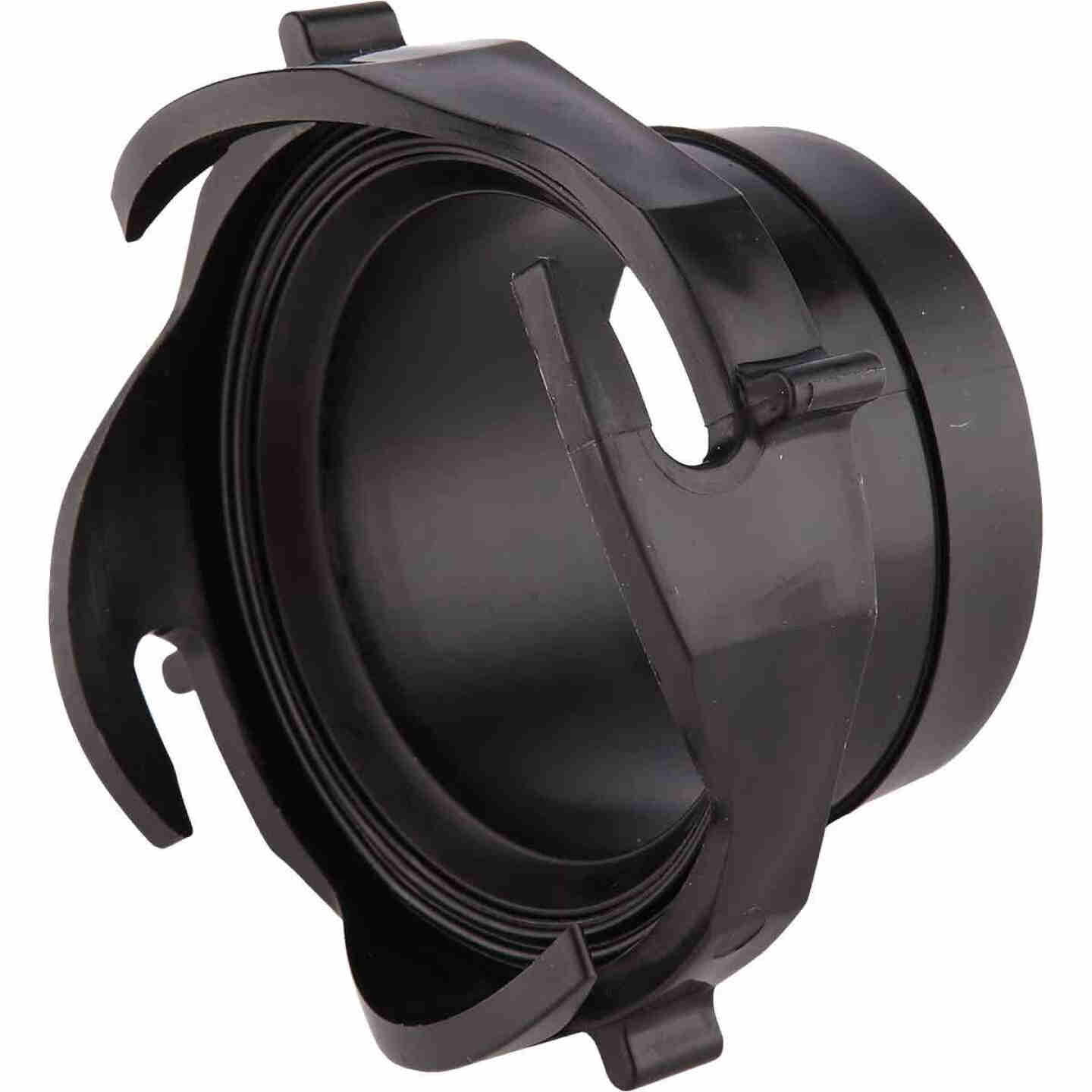 Camco Straight RV Sewer Hose Adapter Image 3