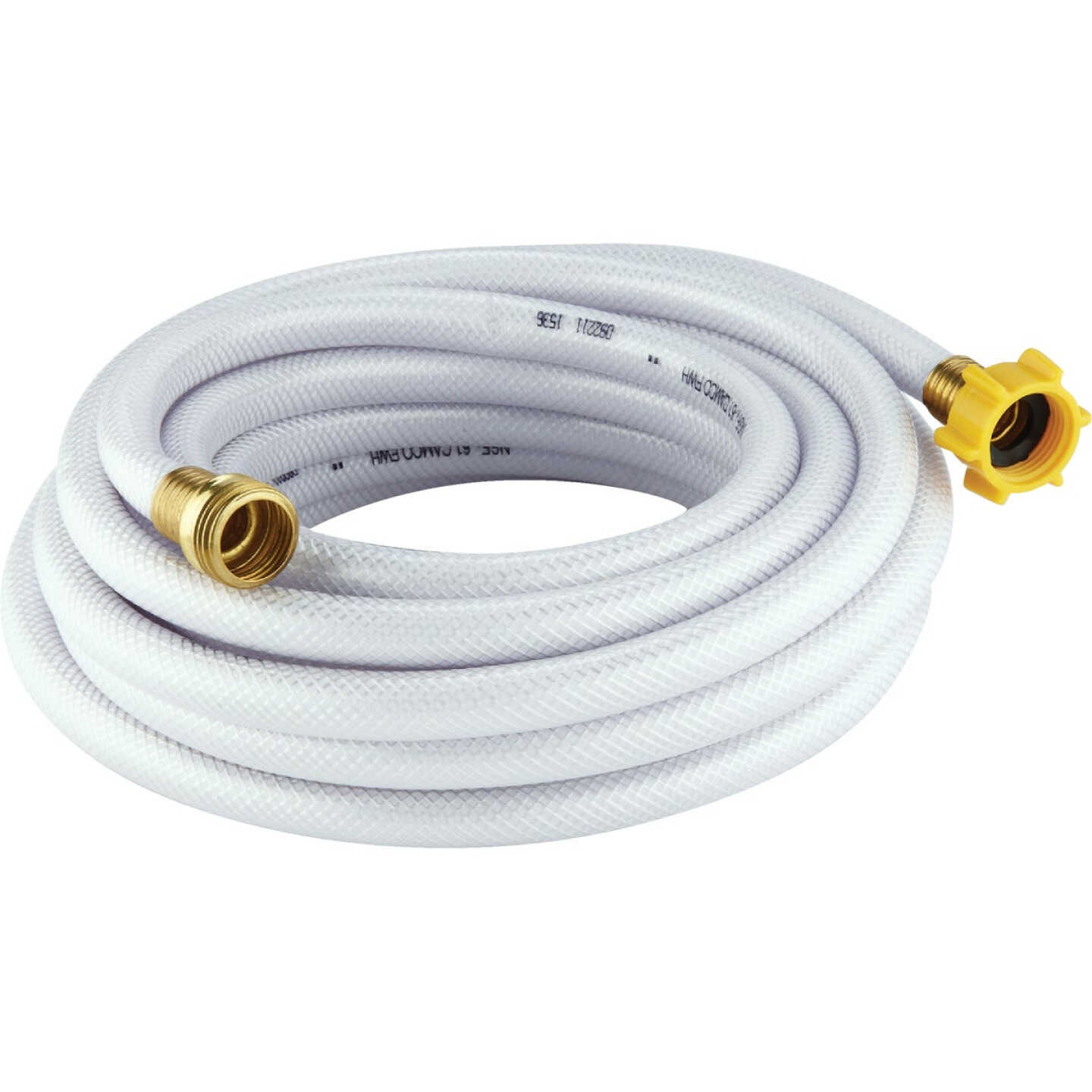 Camco 25 Ft. (1/2 In. ID) RV Fresh Water Hose Image 1