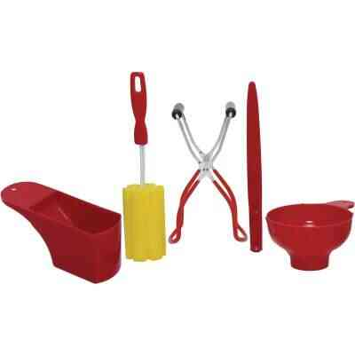 Roots & Branches Canning Utensil Set (5-Piece)