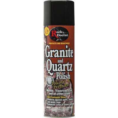 Rock Doctor 18 Oz. Granite & Quartz Polish
