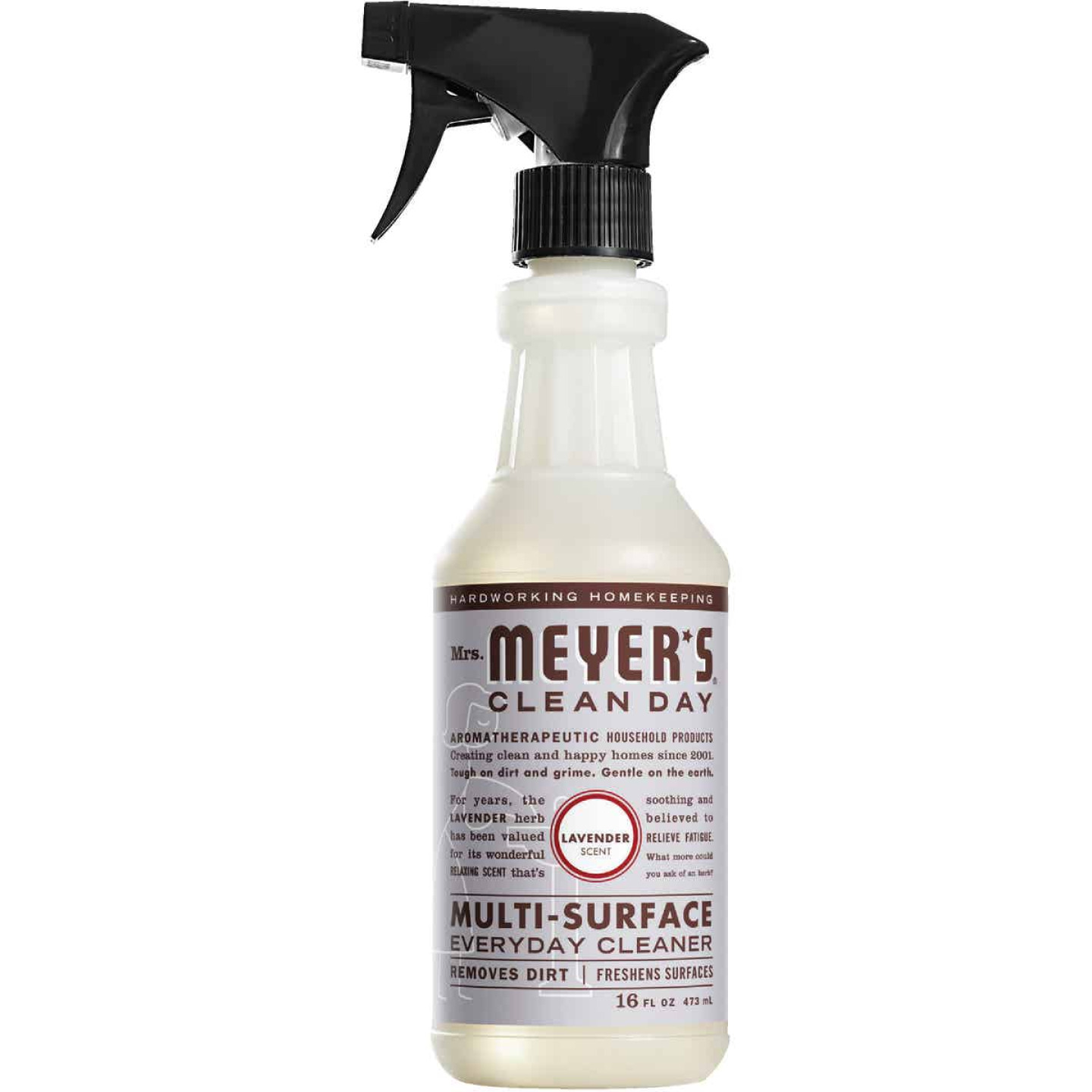 Mrs. Meyer's Clean Day 16 Oz. Lavender Multi-Surface Everyday Cleaner Image 1
