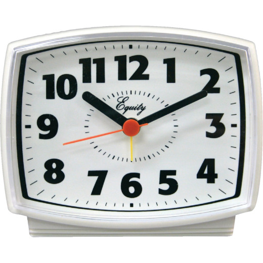 La Crosse Technology Equity Electric Quartz Alarm Clock