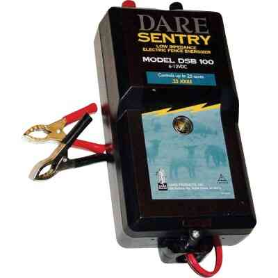 Dare Sentry 25-Acre Electric Fence Charger