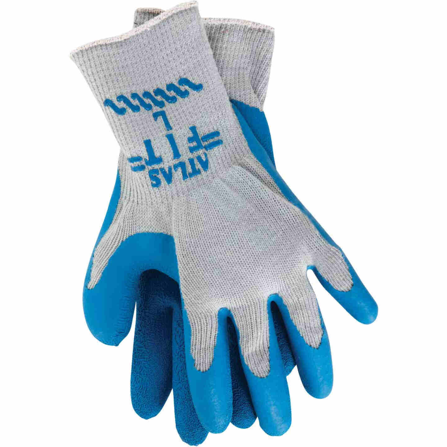 Showa Atlas Men's Small Rubber Coated Glove Image 4
