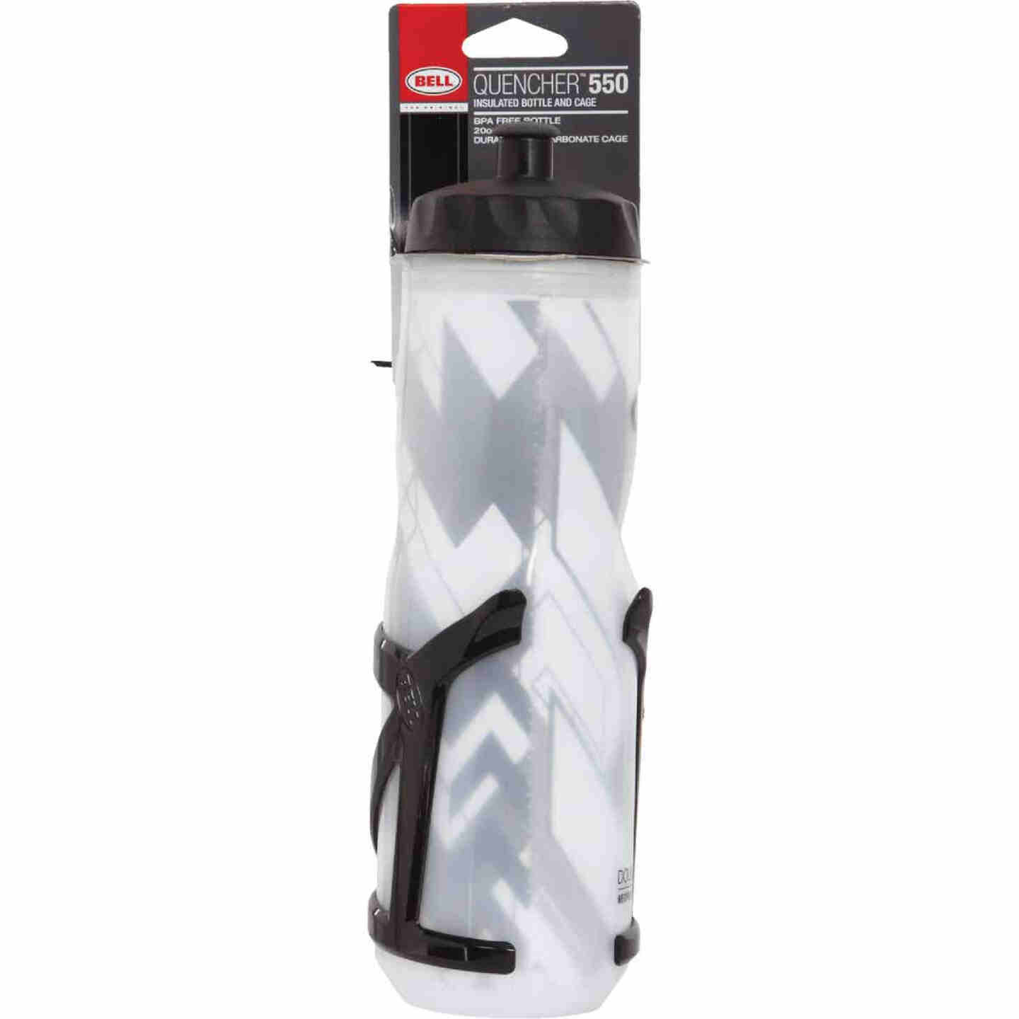 Bell Sports 22 Oz. Plastic Water Bottle & Cage Image 3