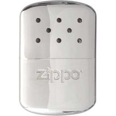Zippo Reusable Chrome Hand Warmer