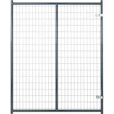 Tarter 5 Ft. W. x 6 Ft. H. Steel & Mesh Wire Dog Kennel Panel