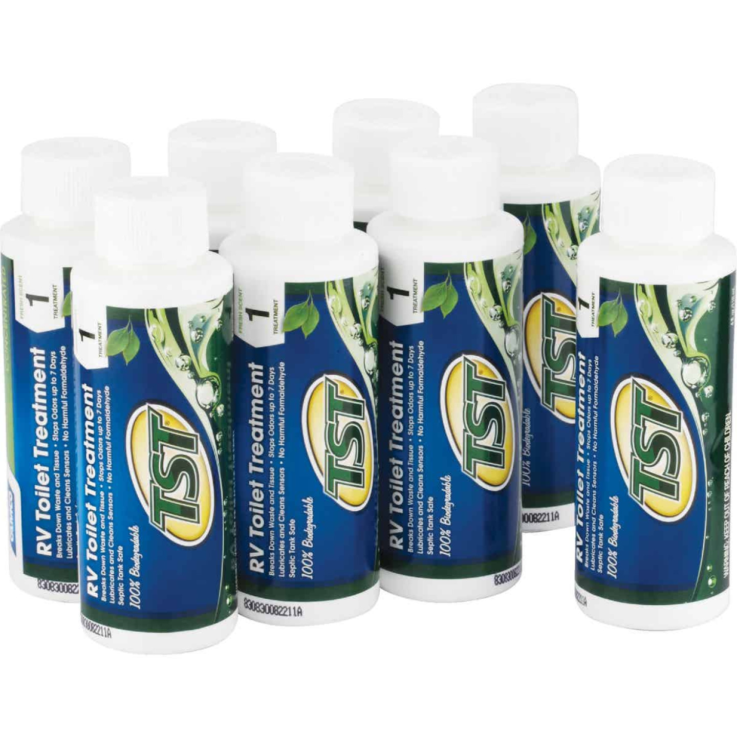 TST Singles Tank And Toilet Deodorizer, (8-Pack) Image 1