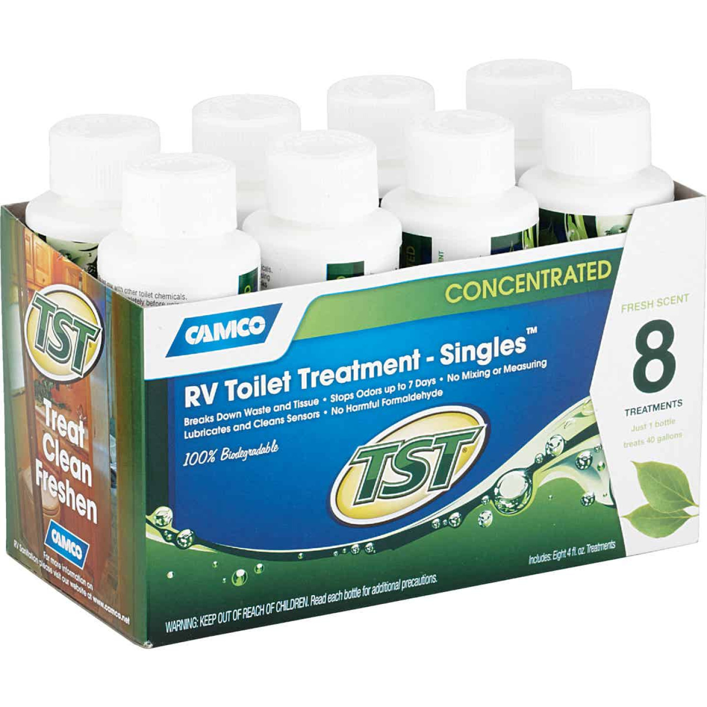 TST Singles Tank And Toilet Deodorizer, (8-Pack) Image 2