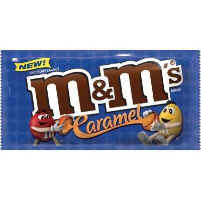 M&M's Caramel Singles 1.41 oz Candy