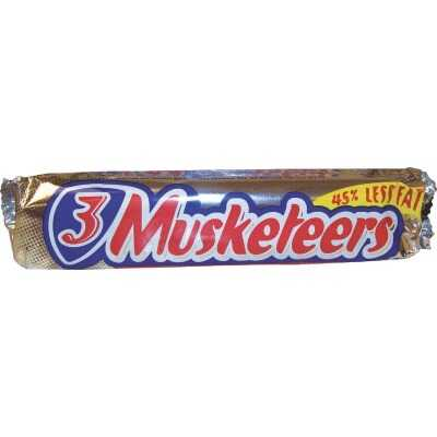 3 Musketeers 2.13 Oz. Milk Chocolate Candy Bar